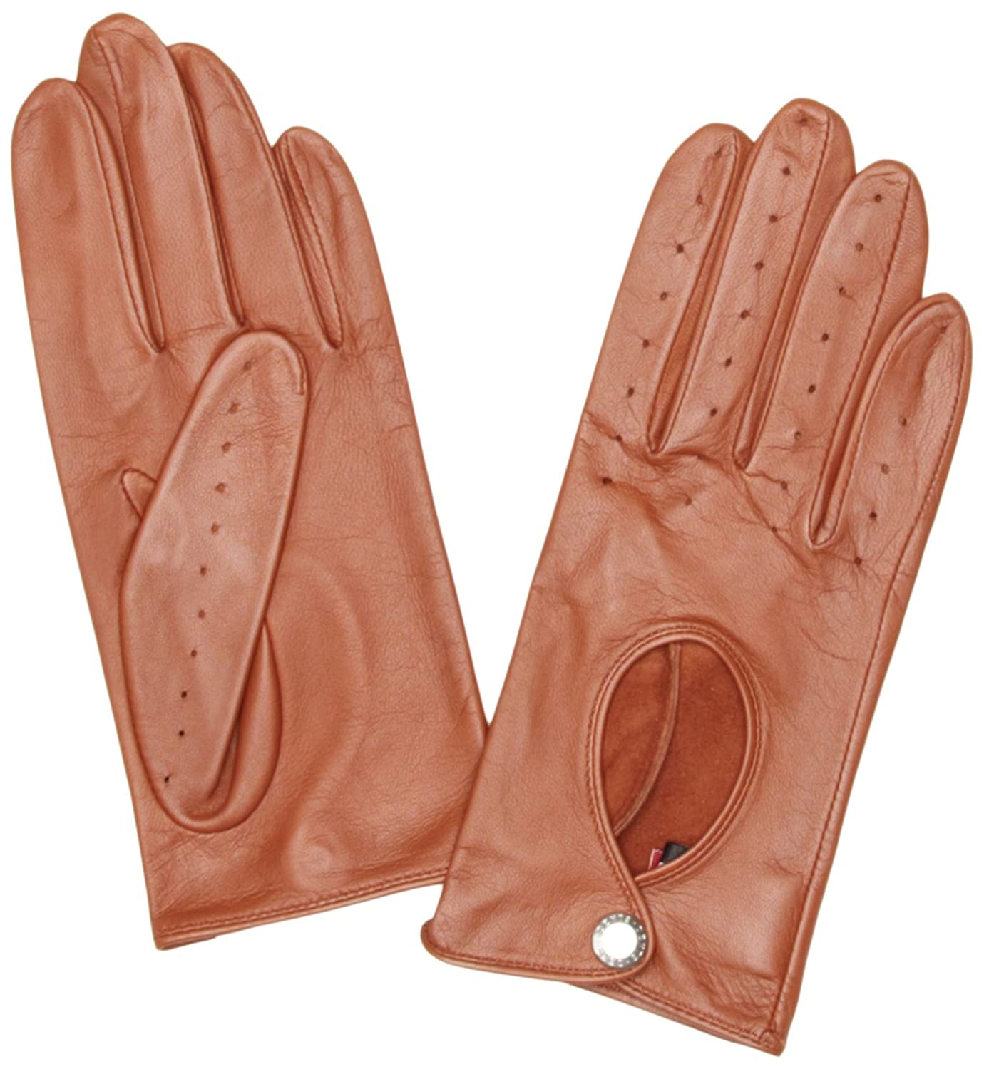 Leather driving gloves on ebay - Image Is Loading Dents Women 039 S Leather Driving Gloves
