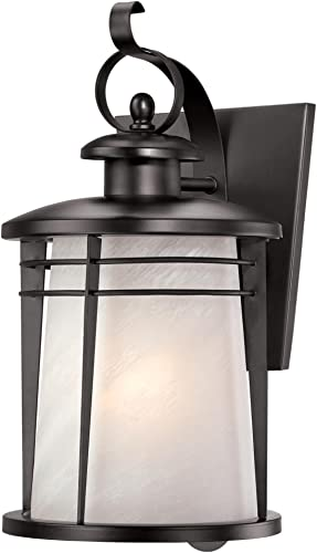 Westinghouse Lighting 6674200 Senecaville One-Light Exterior Wall Lantern