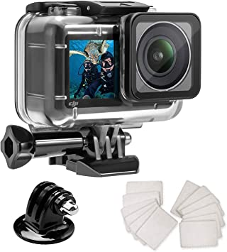 Waterproof Underwater Diving Housing Shell Case Cover For DJI Osmo Action Camera