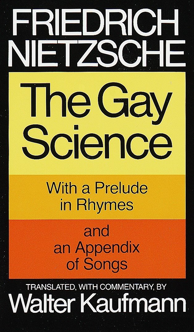 Gay Science: Amazon.es: Friedrich Nietzsche: Libros en idiomas extranjeros