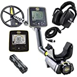 "Whites MX Sport Waterproof Metal Detector with 10"" DD Coil and Headphones"