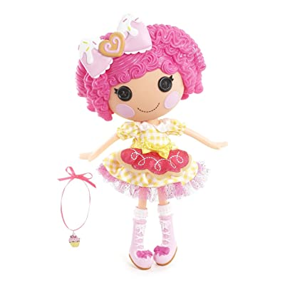 Lalaloopsy Super Silly Party Large Doll- Crumbs Sugar Cookie (Discontinued by manufacturer): Toys & Games