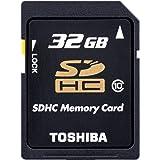 東芝 高速 SDHC 32GB クラス10 並行輸入品 [PC]