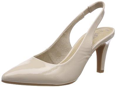 s.Oliver Damen 29600 Slingback Pumps: : Schuhe