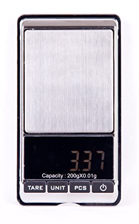 quantum 200g/0.01g balance électronique de poche professionnelle ... - Balance Professionnelle Cuisine