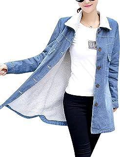 Amazon.com: Steve Madden Denim - Chaqueta para mujer: Clothing
