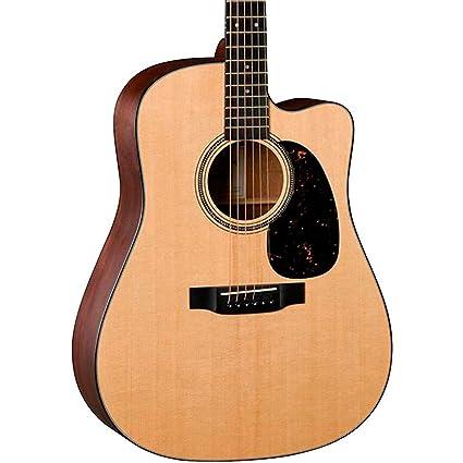 Amazon.com: Martin dc16gte Guitarra Eléctrica Acústica con ...