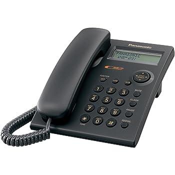 amazon com uniden 1360bk desktop corded telephone black one rh amazon com