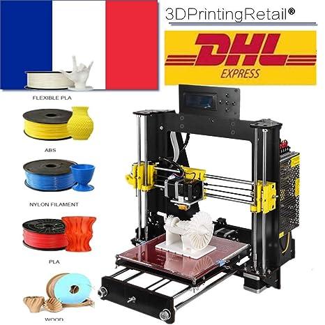 Impresora 3D Abcs Printing A8 Prusa I3 Pro B Kit, Impresora 3D Sin ...