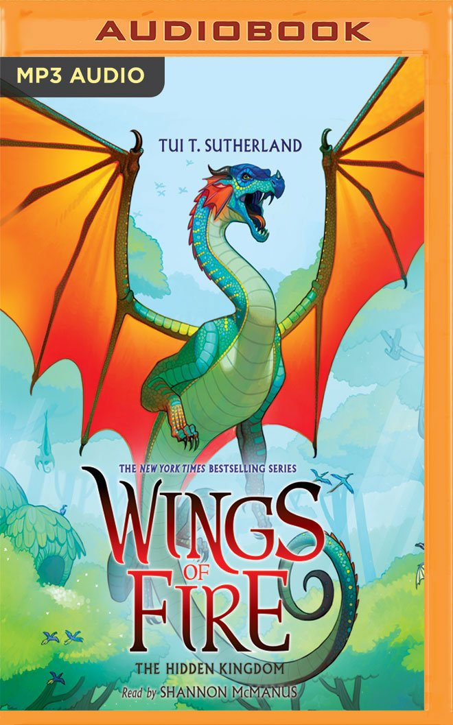 The Wings of Fire, Book 3: The Hidden Kingdom