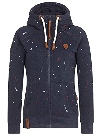 naketano zipped jacket mb ii, Naketano sweatjacke mit
