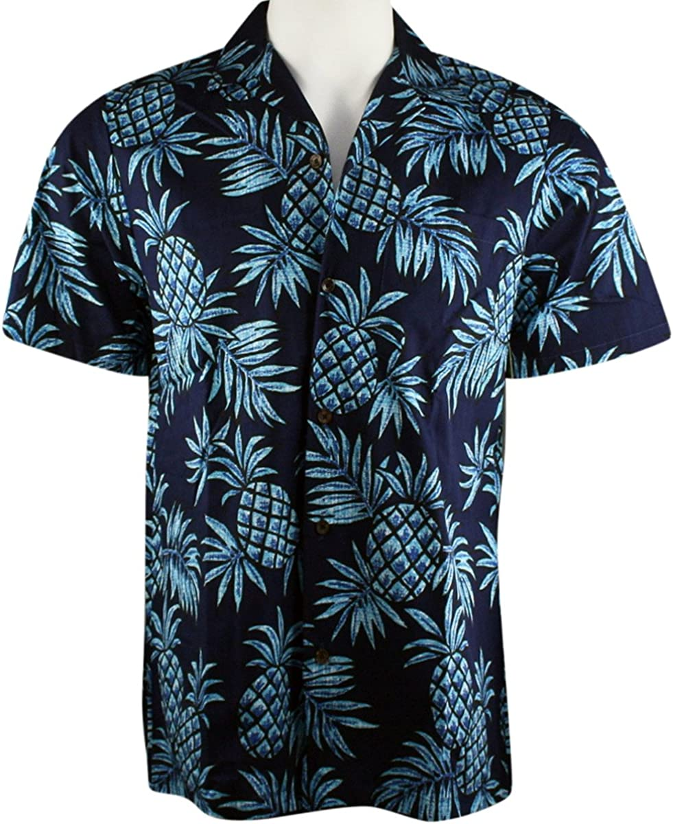RJC Mens Pineapples View Shirt
