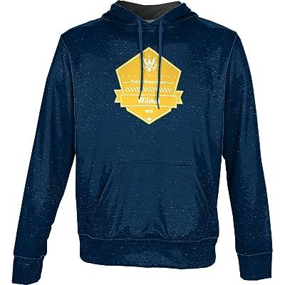ProSphere Boys' Wilmot Police Department Heather Hoodie Sweatshirt (Apparel)
