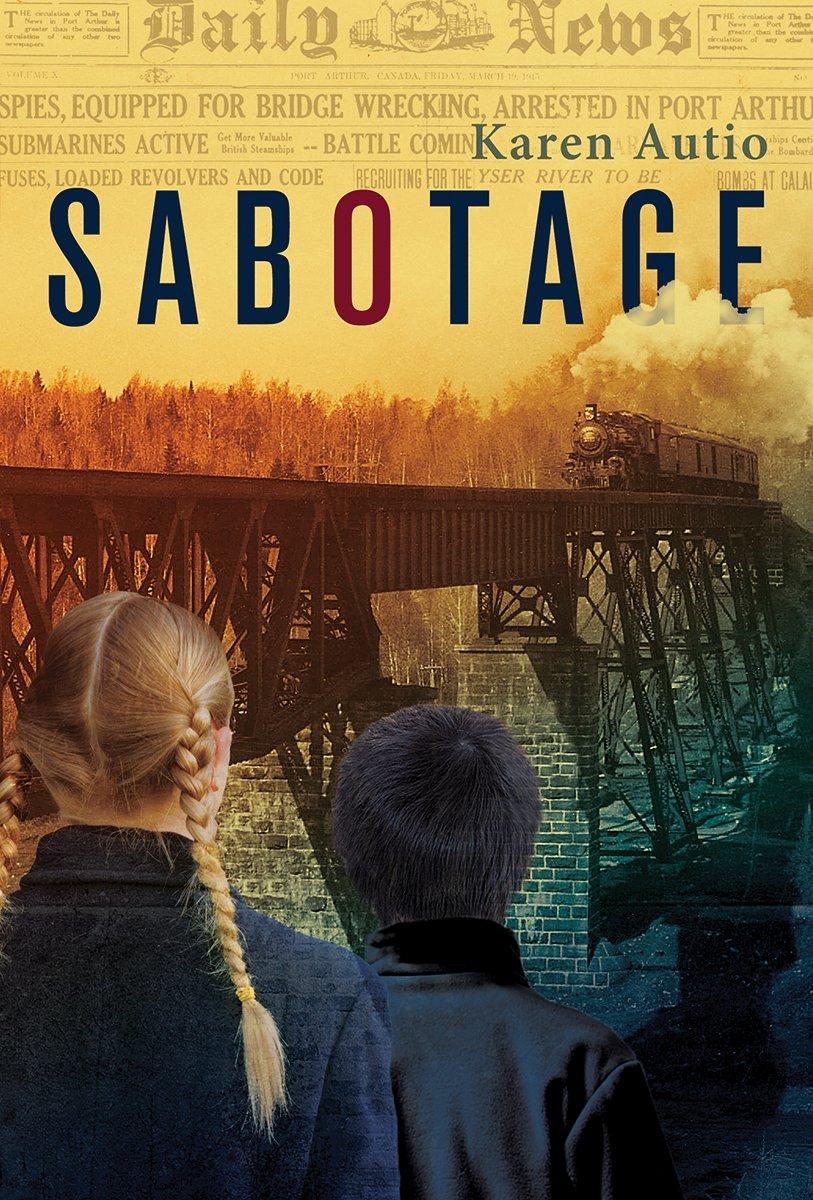Sabotage ebook