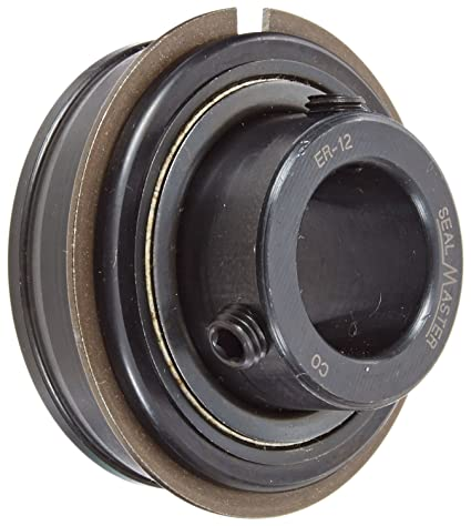 "SER204-12 ER204-12 ER-12 ER12   3//4/"" Bore Set Screw Locking  Bearing"