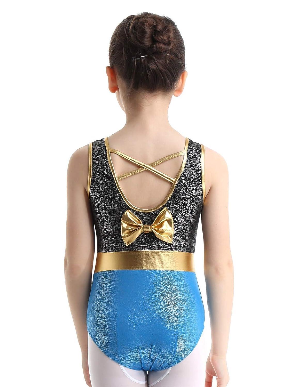 iiniim Kids Girls Princess Leotard Dress Tutu Ballet Dance Skirt Fancy Costume