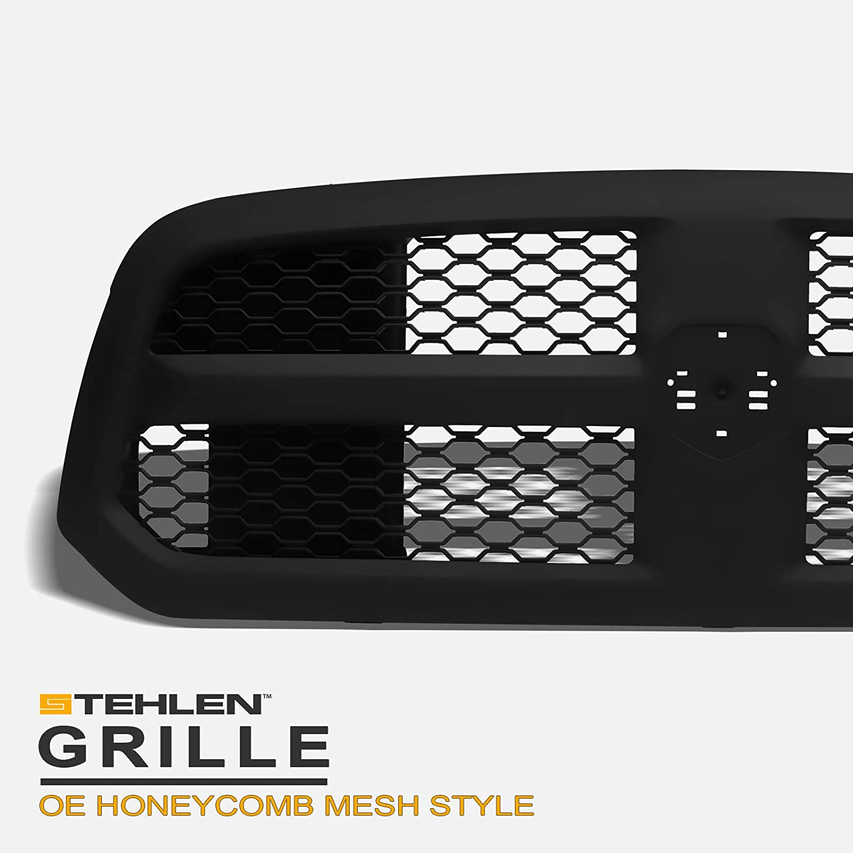 Zantec Hoja de malla de parrilla romana parachoques delantero parachoques de aleaci/ón de aluminio del coche 4 x 8 mm