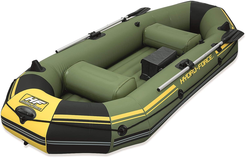 Barca Hinchable Neumática Bestway Hydro-Force Marine Pro Para 2 ...