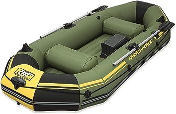 Bestway 65044 - Barca Hinchable Neumática Hydro-Force Marine Pro - Capacidad hasta 270 Kg