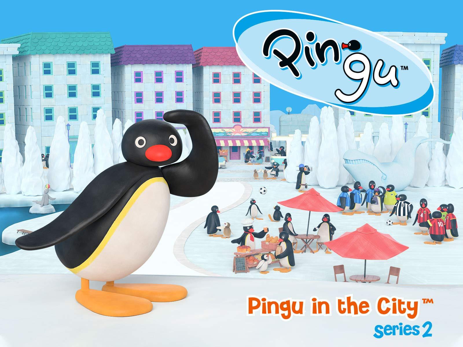 Pingu in The City: Series 2
