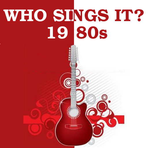 1980 Song Lyrics (Who Sings It? 1980s Hits)