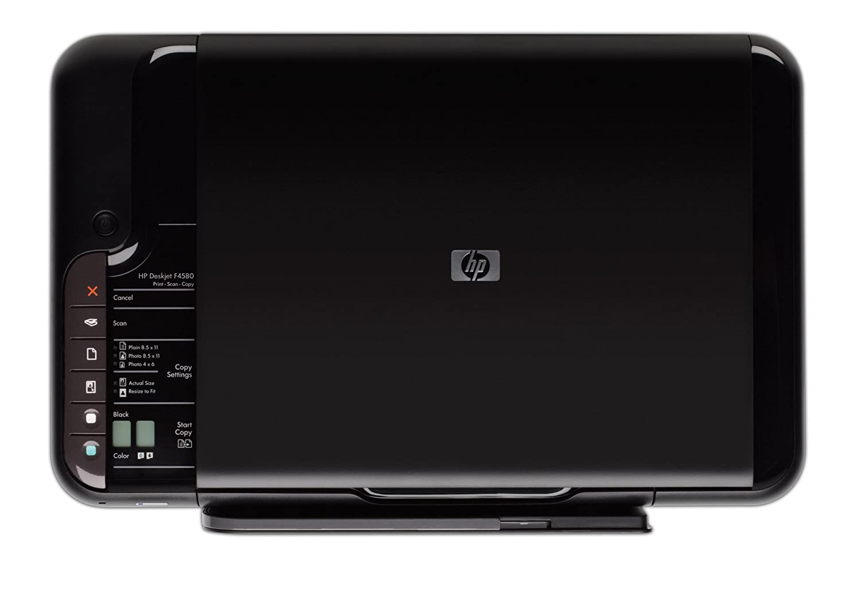 HP F4580 Deskjet All-IN-ONE WIRELESS printer, copier, scanner: Amazon.ca:  Electronics