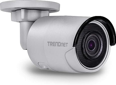 TRENDnet Indoor//Outdoor 4 Megapixel HD PoE IR Dome Style Day//Night Network Ca...