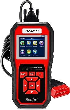 TryAce OBD2 Scanner,OBDII Auto Diagnostic Code Scanner Universal Vehicle Engine