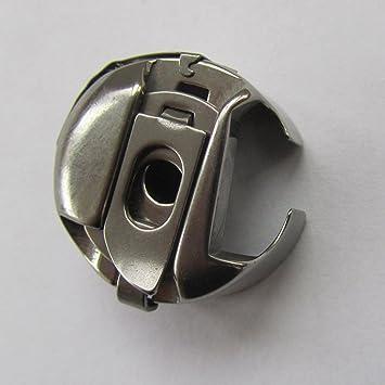 # bc-pf9076 (14) 1 pieza Industrial bobina funda 14 mm Apertura para Pfaff Seiko: Amazon.es: Juguetes y juegos