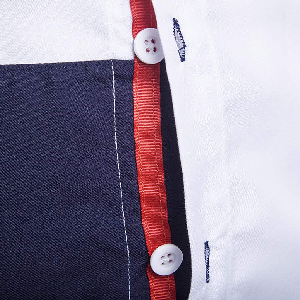 Amazon.com: NUWFOR - Camiseta de manga larga para hombre ...