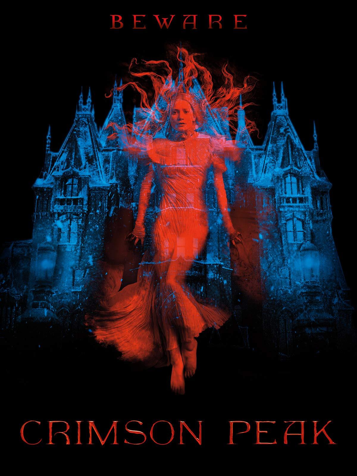 Crimson Peak on Amazon Prime Video UK