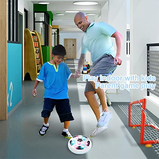 Amazon.com: DIMY Toys for 5 6 7 Year Old Boys, Hover Soccer Ball With 2 Gates Gifts for Boys Girls 3-8 Year Old Boy Gifts age 2-8 Year Old Boys Toys White ...