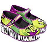 Hot Chocolate Design Chocolaticas Frank's Bride Women's Mary Jane Platform