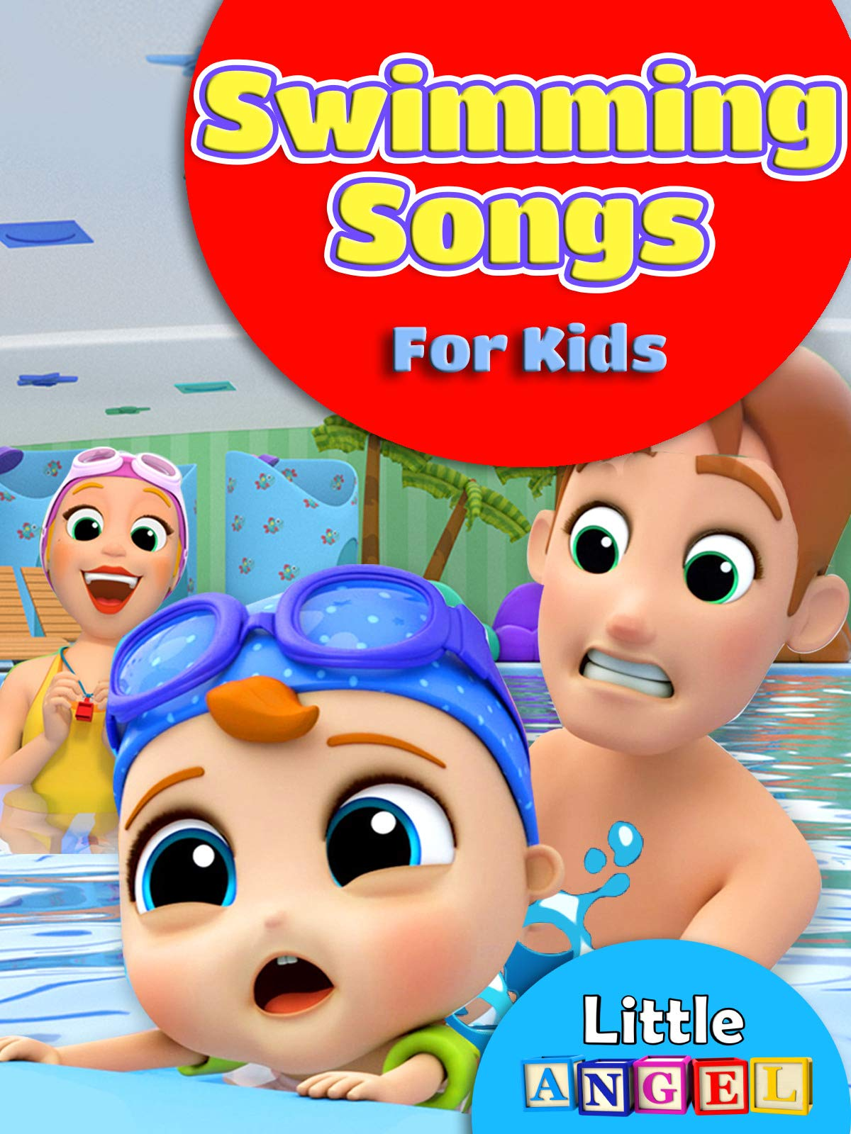 Swimming Songs for Kids on Amazon Prime Video UK