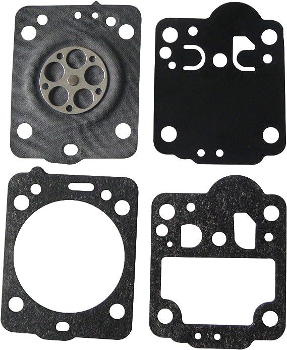Conjunto de membrana ers gnd-35 Zama carburador c1q junta para dolmar PS 34 ps340 ps34