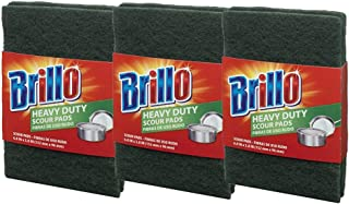 product image for Brillo Basics Heavy Duty Scour Pads, 2 Count, 3Pack