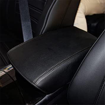 Bwen Ford Armrest Box Coverpc Armrest Box Cover Saver With Edge Logo Fit For