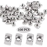 100 piezas de la 2020 Serie M5 Tuercas