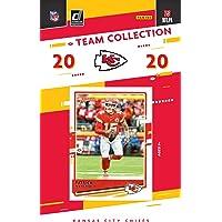 $25 » 2020 Panini Football Kansas City Chiefs Team Set 10 Cards