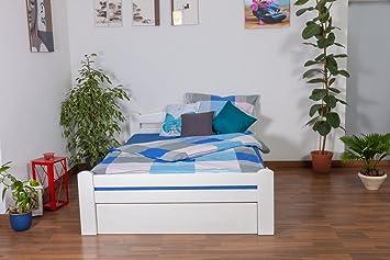 Bett Mit Stauraumu0026quot;Easy Premium Lineu0026quot; K4, Inkl. 2 Schubladen Und 1