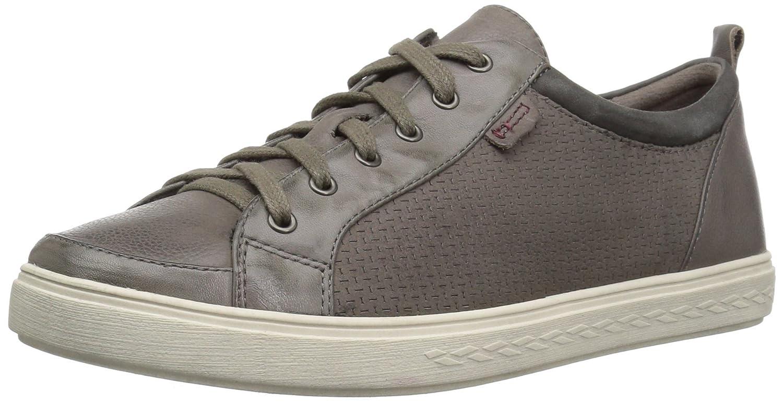 Cobb Hill Women's Willa Lace to Toe Sneaker B01N3CTANC 8 B(M) US|Grey Leather