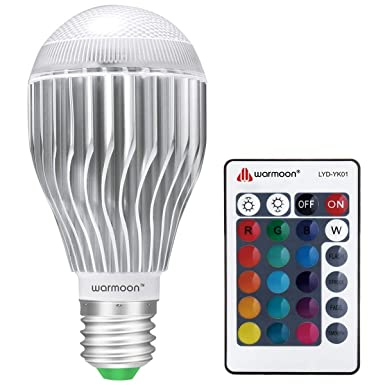 Review Warmoon E26 LED Light