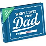 Knock Knock What I Love About Dad Fill in The Love Journal (50071)