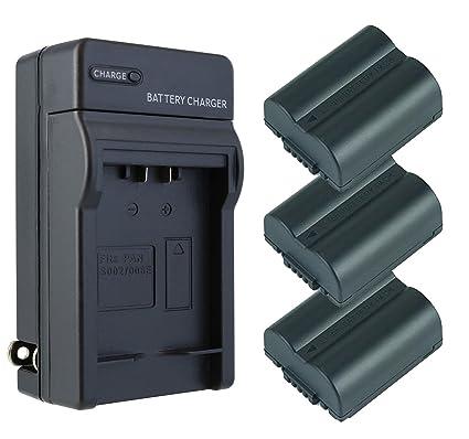 Panasonic Lumix DMC-FZ35 Battery /& Charger Set Replacement for Panasonic Digital Camera Battery /& Charger Kit
