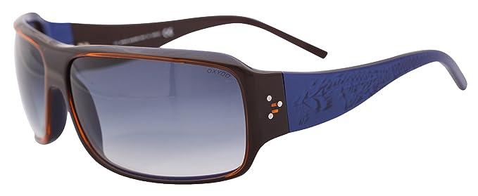Oxydo - Gafas de sol - para mujer Negro Farbe Gläser Blau ...
