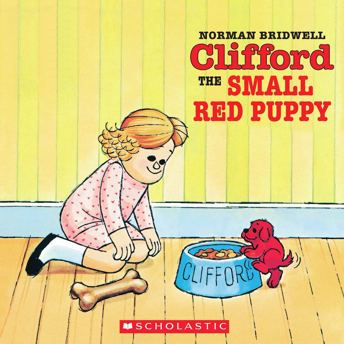 Clifford The Small Red Puppy with cd pdf epub