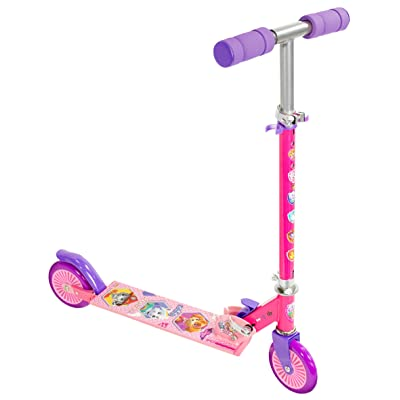 Paw Patrol 2202 2 Wheels Scooter: Toys & Games