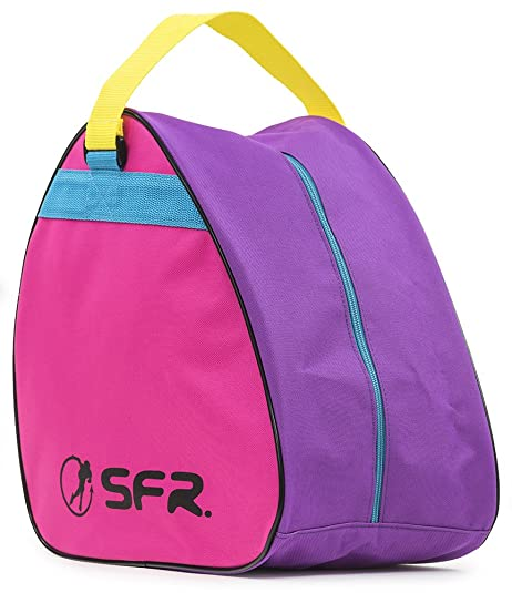Sfr Skates Vision Bag, Bolsa de Tela y de Playa Unisex Adulto, (Gris), 24x15x45 cm (W x H x L)