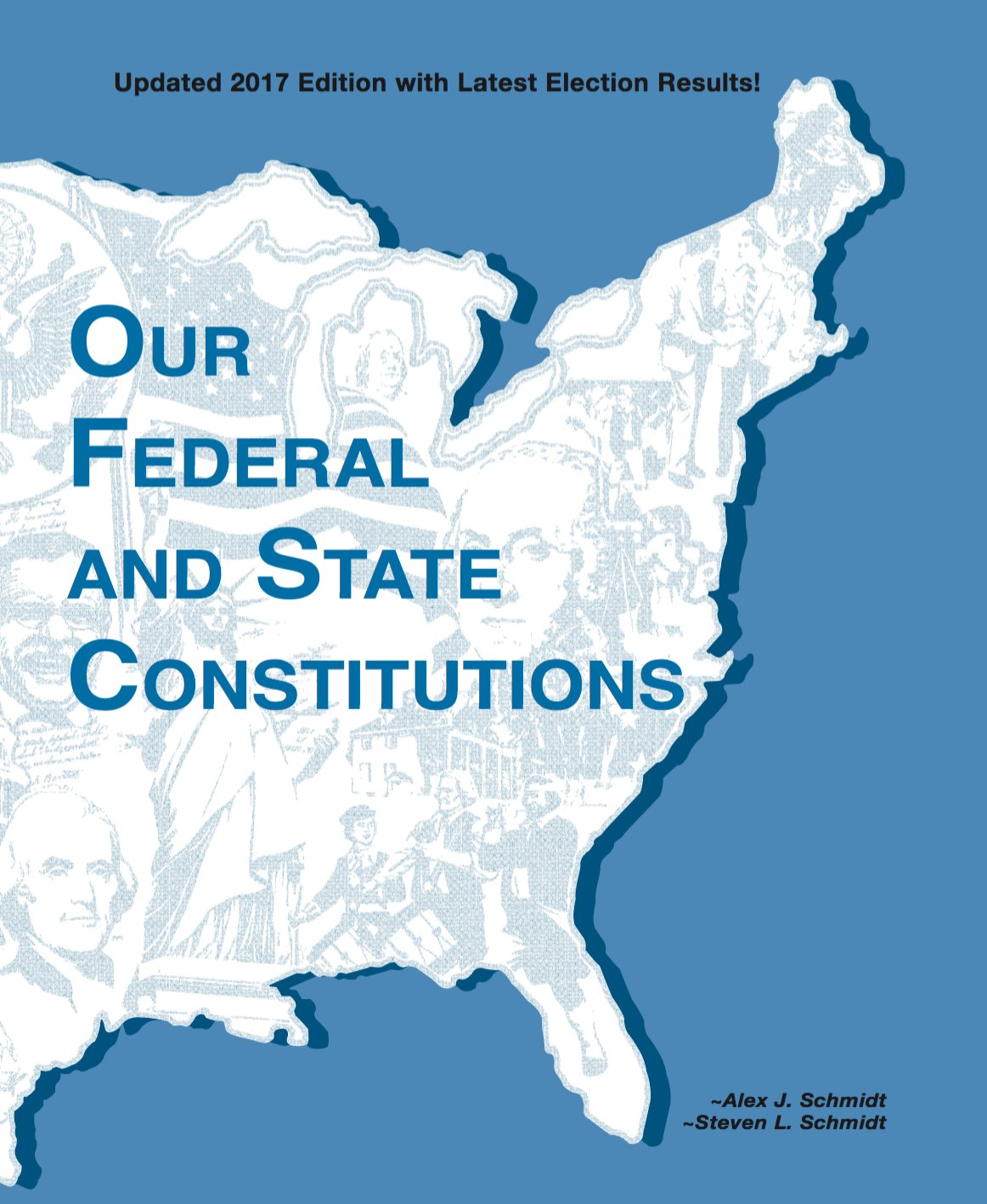 our federal and state constitutions illinois edition alex j rh amazon com  7th Grade Constitution Student Grades Printable Sample Classroom  Constitutions