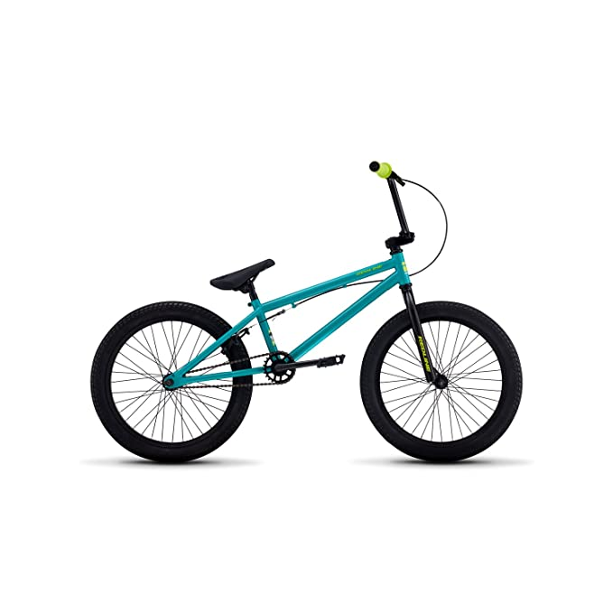 Redline Bikes Rival 20 Youth Freestyle BMX, Green